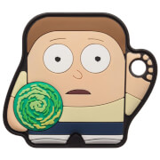 FoundMi Rick & Morty: Morty Rubber Key Chain Tracker