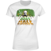 Toy Story Half Doll Half-Spider Women's T-Shirt - White
