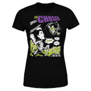 Toy Story Comic Cover Women's T-Shirt - Black