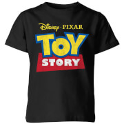 T shirt enfant logo toy story noir 7 8 ans noir