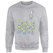 Toy Story The Claw Sweatshirt - Grey