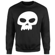 Toy Story Sid's Skull Sweatshirt - Black