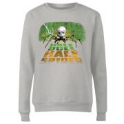 Toy Story Half Doll Half Spider Women's Sweatshirt - Grey