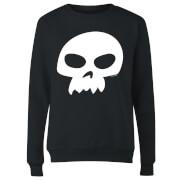 Toy Story Sid's Skull Women's Sweatshirt - Black