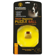 Starmark Treat Dispensing Adjustable Puzzle Ball