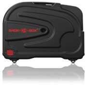 Shokbox Classic Bike Box - Red