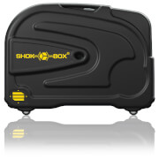 Shokbox Classic Bike Box - Yellow