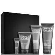Clinique For Men Essentials Oil Control Set (Worth £91.50)