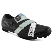 Bont Riot+ MTB Shoes - EU 44 - Black/Grey