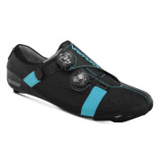 Bont Vaypor S Road Shoes – EU 44 – Black/Blue