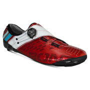 Bont Helix Road Shoes - EU 44 - Red/White
