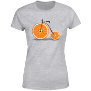 Citrus Women's T-Shirt - Grey