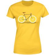 Citrus Lemon Women's T-Shirt - Yellow