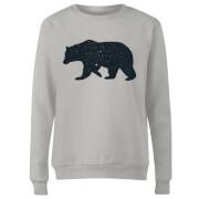 Bear Women's Sweatshirt - Grey