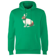 Lapin Catcheur Hoodie - Kelly Green