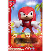 Sonic The Hedgehog BOOM8 Series PVC Figure Vol. 04 Knuckles 8cm