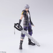 Kingdom Hearts III Bring Arts Action Figure Riku 16cm