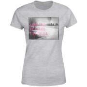 Be My Pretty Pina Colada Women's T-Shirt - Grey
