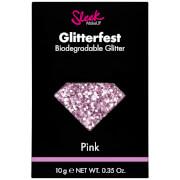 Купить Биоразлагаемый глиттер для тела Sleek MakeUP Glitterfest Biodegradable Glitter - Pink 10 г