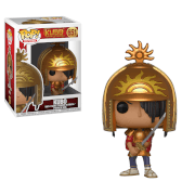 Kubo in Armor Pop! Vinyl Figure