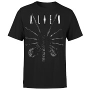 T-Shirt Homme Face Hugger Aliens - Noir