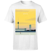 Berlin Men's T-Shirt - White