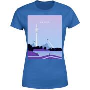 Munich Women's T-Shirt - Royal Blue