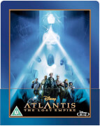 Atlantide, l'empire perdu - Steelbook Exclusif Limité pour Zavvi Édition UK - (The Disney Collection #40)