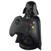 Star Wars Collectable Darth Vader 8 Inch Cable Guy Controller and Smartphone Stand