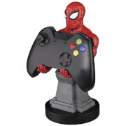 Figurine de support Cable Guy pour manette ou smartphone à collectionner – Marvel – Spiderman– env. 20 cm