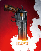 Hellboy II: The Golden Army (10th Anniversary) - Zavvi Exclusive Steelbook