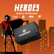 My Geek Box - Heroes Box - Men's - L