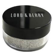 Купить Тени-глиттер Lord & Berry Glitter Shadow (различные оттенки) - Halo Silver