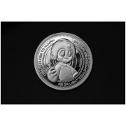Megaman Collector's Limited Edition Coin: Silver Variant