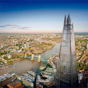 View from The Shard and a Three Course Meal for Two at Marco Pierre White's London Steakhouse Co.