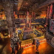 Three Course Meal for Two with Sparkling Cocktail at London's Shaka Zulu