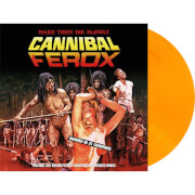 Cannibal Ferox: The Original 1981 Motion Picture Soundtrack - Zavvi UK Exclusive Vinyl (200 Pieces)