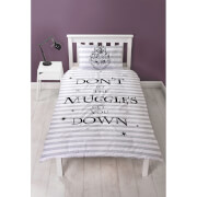 Harry Potter Spell Duvet Set