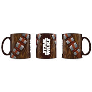 Star Wars (Chewbacca Torso) Ceramic Mug
