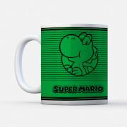 Yoshi Retro Colour Mug