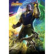 Avengers: Infinity War Thanos Maxi Poster 61x91.5cm