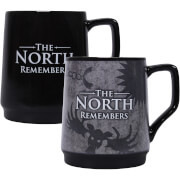 Game of Thrones Heat Changing Mug - North Remember