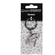 Game of Thrones Stark Keyring