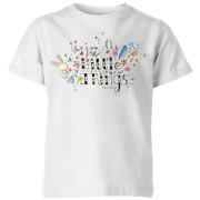 Enjoy The Little Things Kids' T-Shirt - White