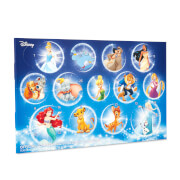 Disney Collectible Coin Advent Calendar - Limited Edition