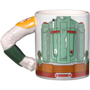 Meta Merch Star Wars Boba Fett Arm Mug