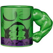 Meta Merch Marvel Incredible Hulk Arm Mug