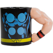 Meta Merch Marvel Thor Arm Mug