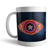 Celebrity Big Brother Eye Mug
