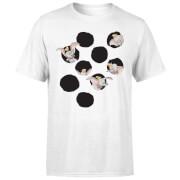 T-Shirt Homme Cache Cache Dumbo Disney - Blanc